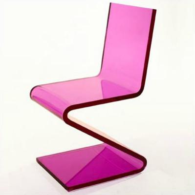 Glide Modern Acrylic Barstool Bar Stools And Counter