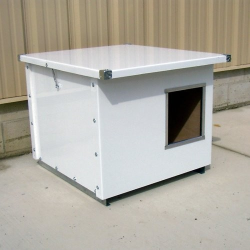 Options Plus Insulated Dog House Contemporary Pet