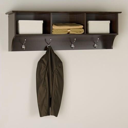 Fremont Entryway Shelf modern-hooks-and-hangers