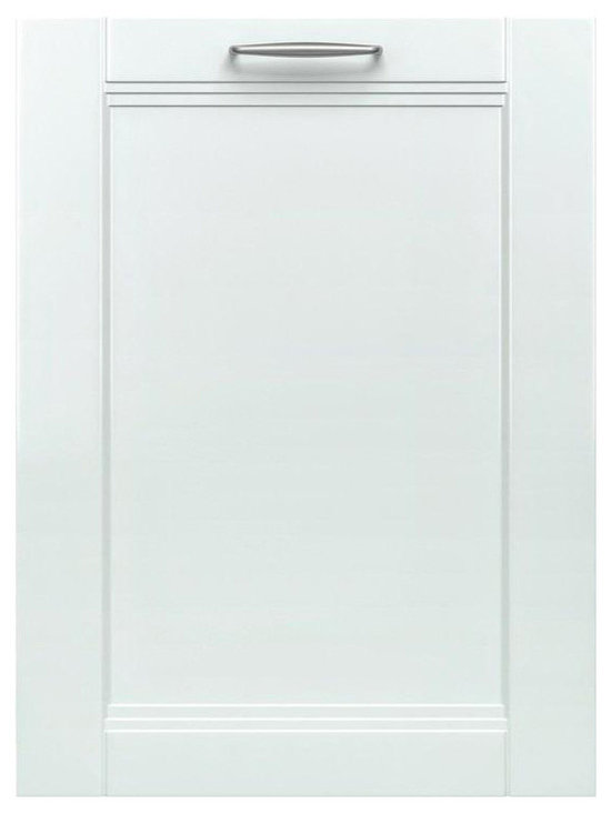 """Bosch 24"""" 800 Series Dishwasher, Custom Panel 
