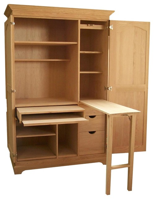 Furniture - Home Office Armoires traditional-furniture