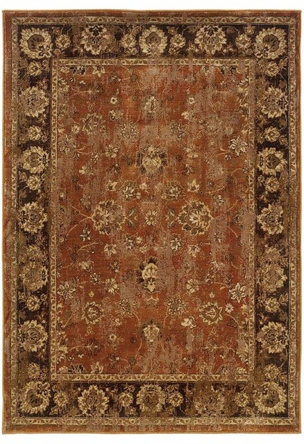 calabria area rug traditional rugs by home
