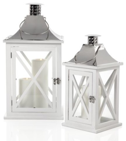 Riverhead Lantern modern-candles-and-candle-holders