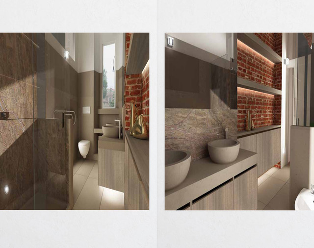 INTERIOR DESIGN PROJECTS bathroom