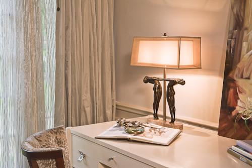 Quiet Sophisticated Master Bedroom modern-bedroom