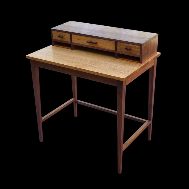 Mademoiselle Writing Desk contemporary-desks-and-hutches
