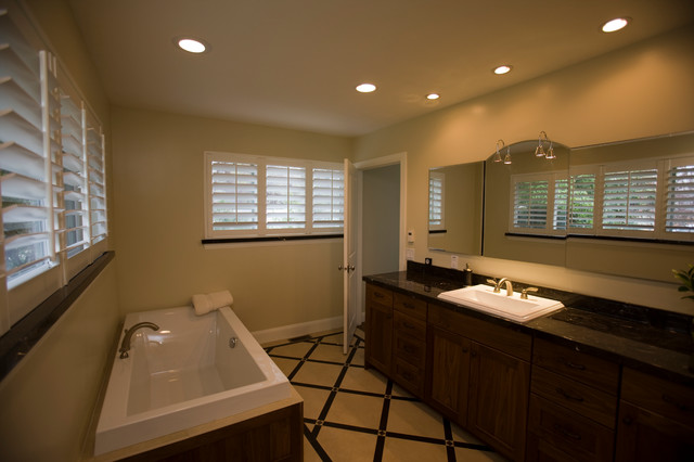 Smith Family Complete Home Renovation traditional-bathroom