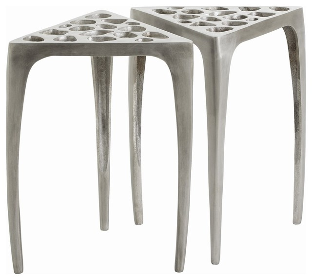 Freddie Accent Tables, Set of 2 eclectic-side-tables-and-end-tables