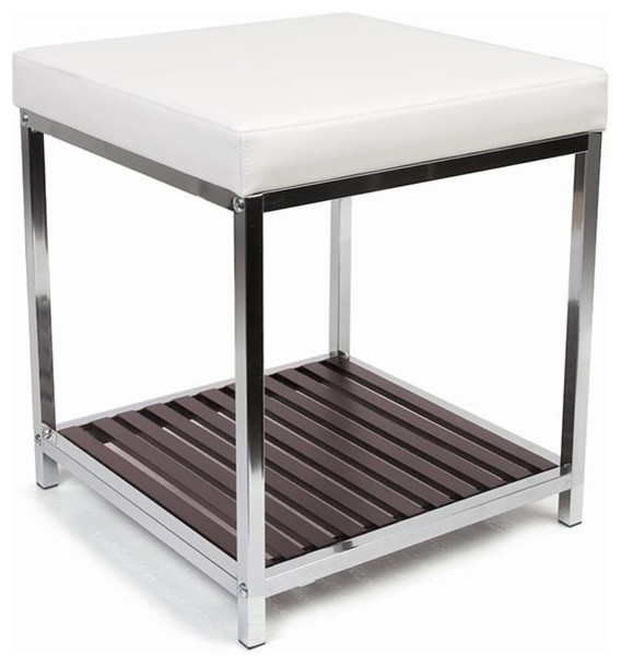 Chrome Shower Bench Traditional Shower Benches Seats
