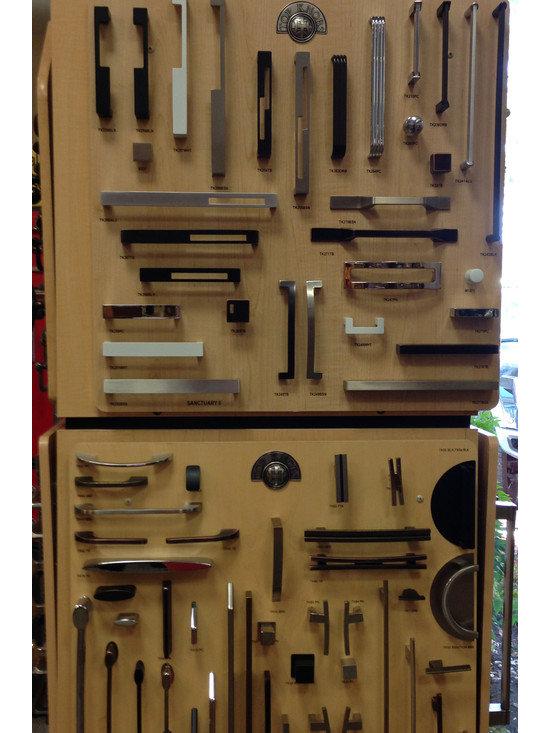 Cabinet & Door Hardware - Contemporary - K Smith, Agoura Sash & Door