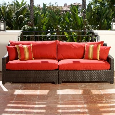 RST Outdoor Cantina Sofa modern-outdoor-sofas