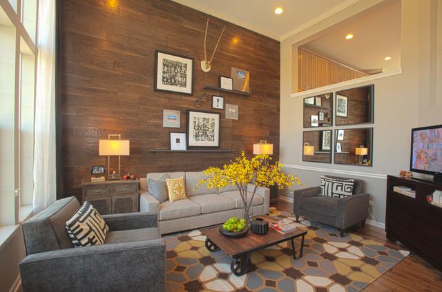 Mayfair - Addison contemporary-family-room