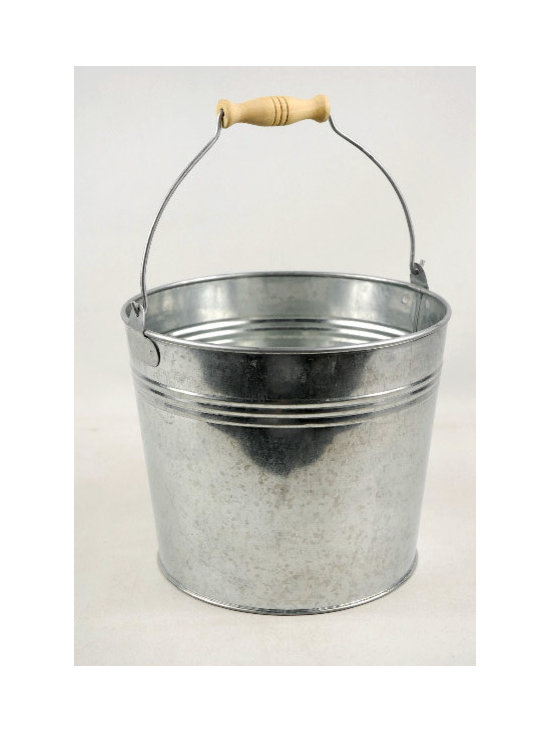 Metal Buckets with Handle -