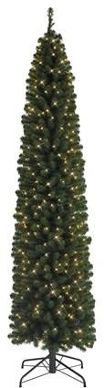 Burberry Fir Christmas Tree transitional-christmas-trees