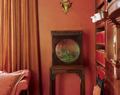 Decorating by Color: Red Rooms - Martha Stewart