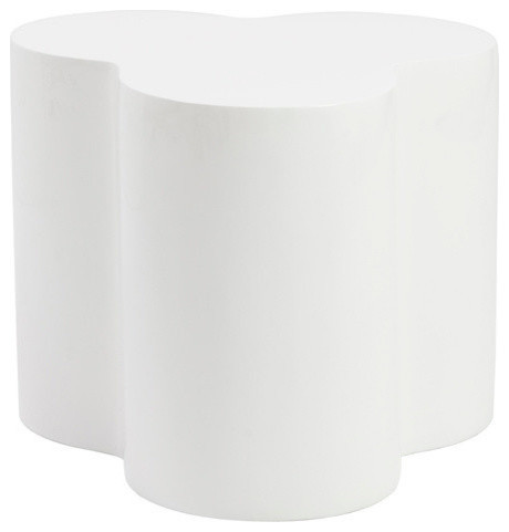 Eurostyle Sloan Stool in High Gloss White modern-bar-stools-and-counter-stools
