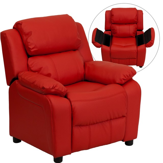 Flash Furniture Recliners Kids Recliners Contemporary