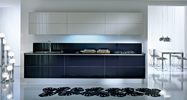 Pedini q2 modern kitchen cabinetry other metro by for Pedini cabinets