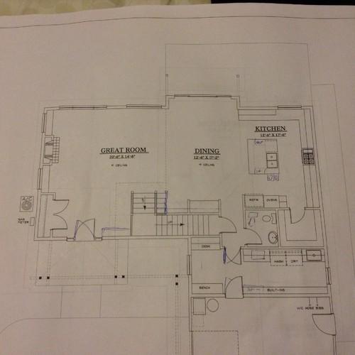 Floor Plan Critique L Shape House