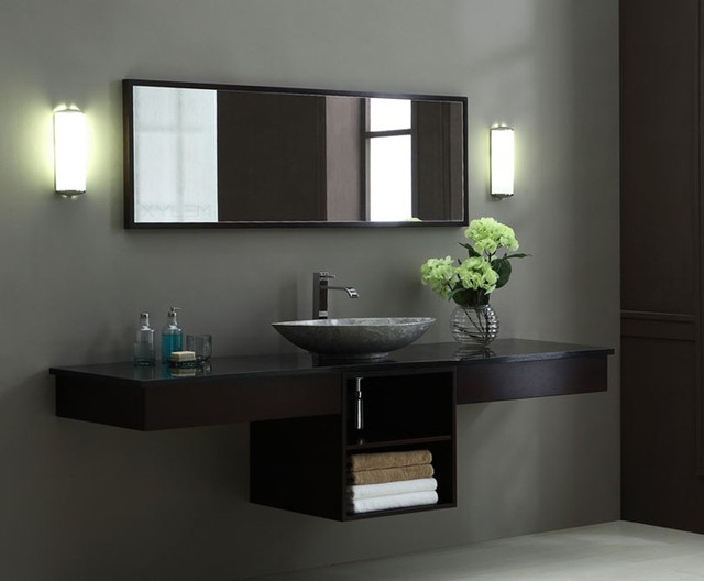 Luxury bathroom vanities contemporary bathroom vanity - Modern bathroom vanities ideas for contemporary design ...