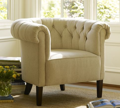 Ascot Armchair modern armchairs