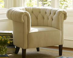 Ascot Armchair modern-armchairs-and-accent-chairs