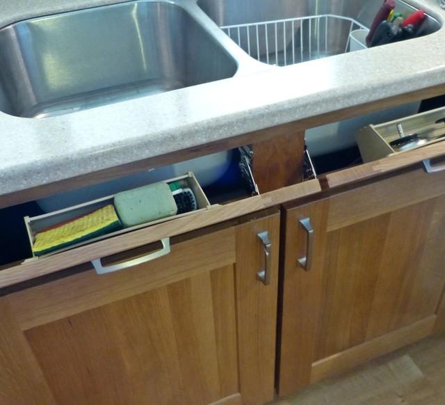 Goodson Kitchen traditional-kitchen