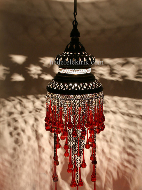 Turkish Style - Mosaic Lighting - Code:  HD-04161_69
