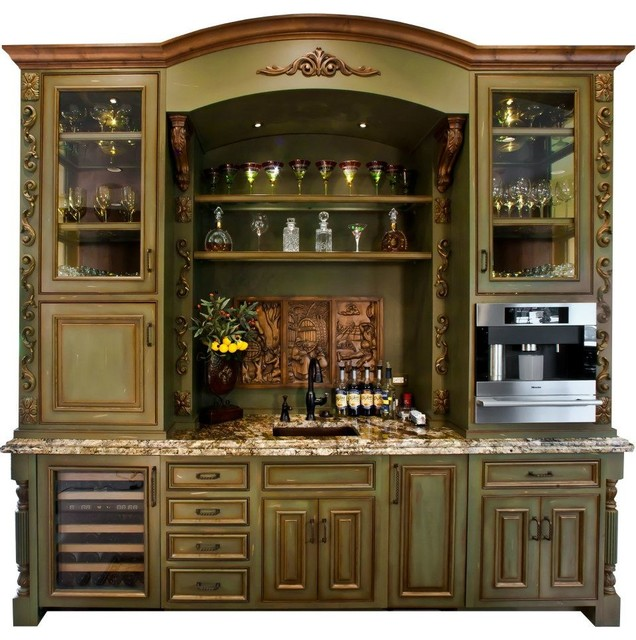 Dakota Kitchen And Bath Individual Pieces Buffets And Sideboards Other Metro By Dakota