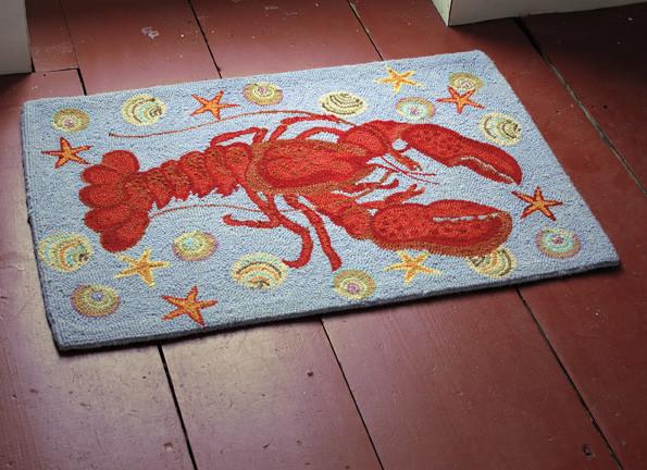 Lobsta' traditional-rugs