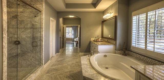 Ashton Woods Homes Bathrooms contemporary-bathroom