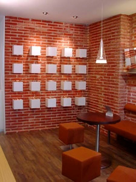 Faux brick panels miami by faux stone depot - Artificial brick wall panels ...