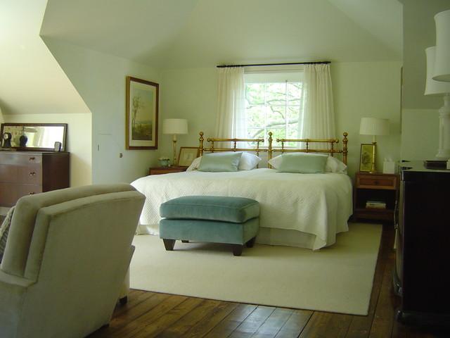 Elizabeth Hagins Interior Design eclectic-bedroom