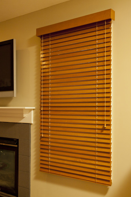 Wood Blinds - Venetian Blinds - grand rapids - by Waters Edge Blinds and Window Treatments