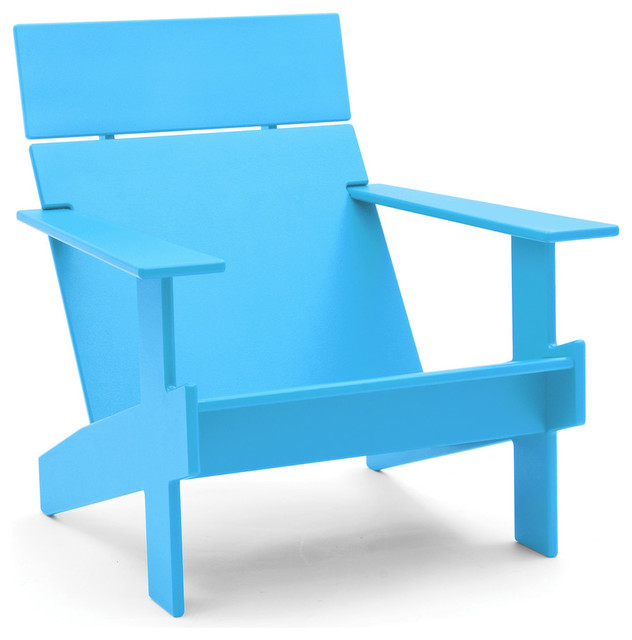 Lollygagger Lounge, Sky Blue contemporary-outdoor-lounge-chairs