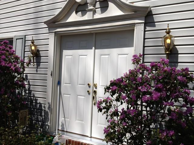 Front Door traditional-windows-and-doors