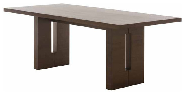 Nico Dining Table Large 2 Colours Modern Dining Tables