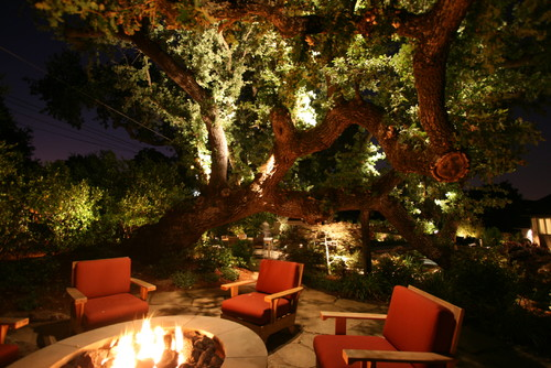 Outdoor Home Decor With Creative Lighting Home Tips For