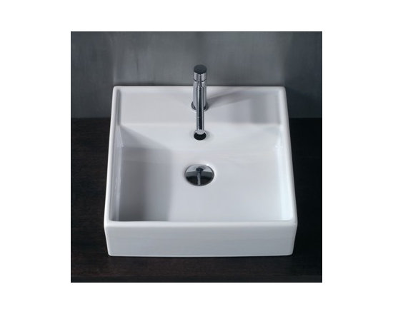 Ceramica II Sink by WS Bath Collections -