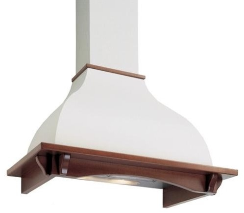 36 Connecticut - Island Range Hood traditional kitchen hoods and vents