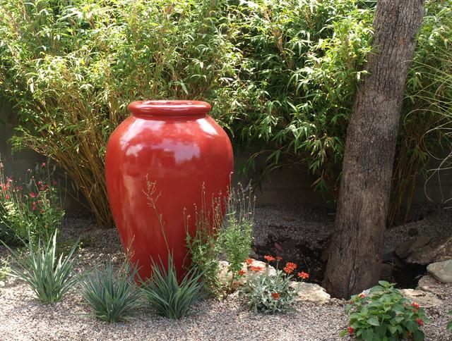 Conversion Fountain contemporary
