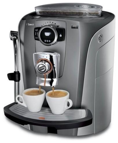 Saeco Talea Giro Espresso Machine - Contemporary - Coffee ...