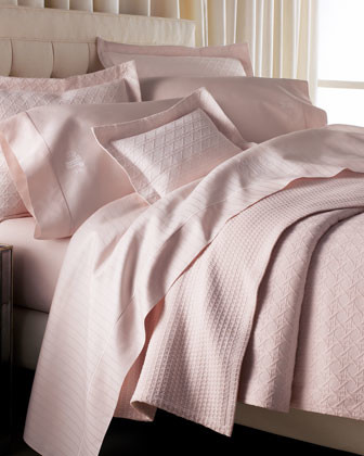 Twin Cane Matelasse Coverlet traditional-quilts