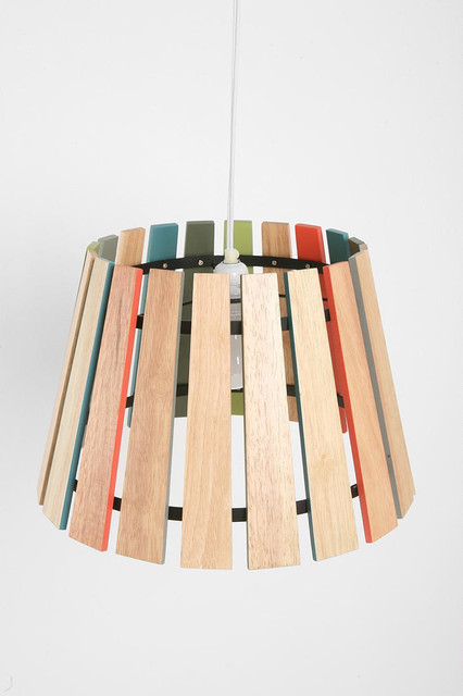 Spectrum Pendant Shade eclectic-lamp-shades