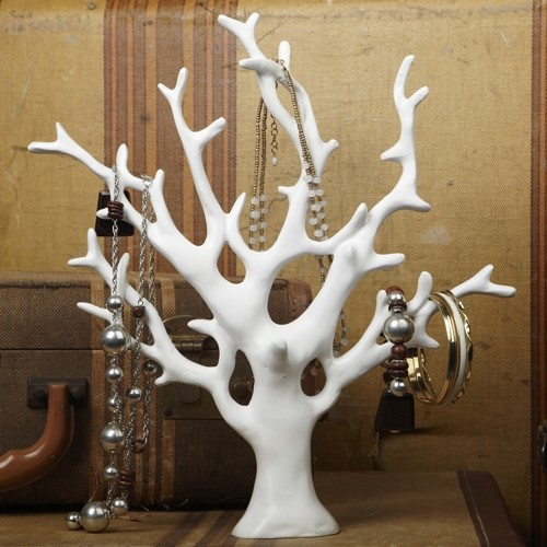 Coral Tree Jewelry Holder By Twos Company Eclectic