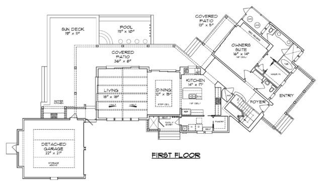 Hgtv smart home 2013 beach style floor plan for Smart home plan