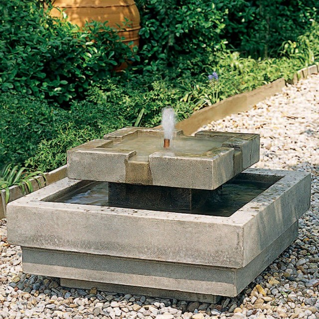 Campania International Escala Water Fountain - traditional ...