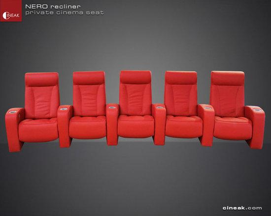 New CINEAK Nero Recliner Seats. -