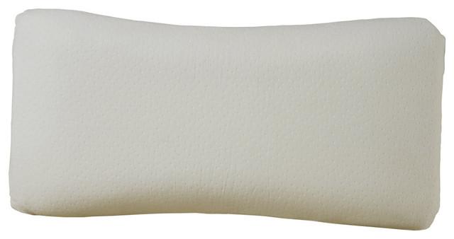 Memory Foam Comfort Pillow transitional-bed-pillows