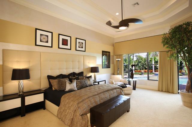 Ibis Golf & Country Club contemporary-bedroom